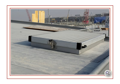 Odour Control Covers - Specialist Suppliers of Large Span Odour Control Covers EPSL