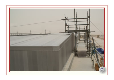 Large Span Odour Control Covers - Specialist Suppliers of Odour Control Covers EPSL