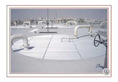 Small and Medium Span Odour Control Covers - Specialist Suppliers of Odour Control Covers EPSL